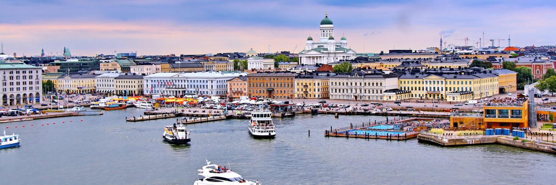 Helsingin siluetti